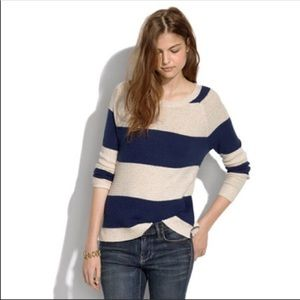 Madewell Boyfriend Sweater